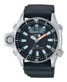 Relógio Citizen Masculino Aqualand Jp2000-08e Tz10137t Série