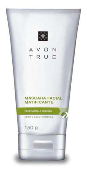 Máscara Facial Matificante True 150g