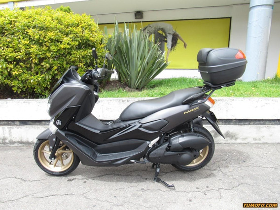 Versión 2020 Yamaha N-max