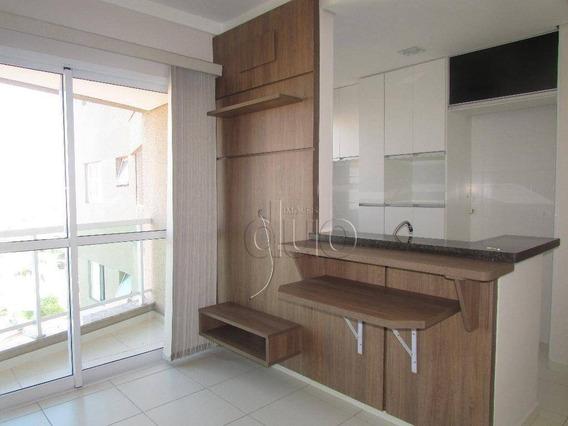 Apartamento Com 1 Dormitório Para Alugar, 37 M² Por R$ 1.000,00/mês - Vila Independência - Piracicaba/sp - Ap2482