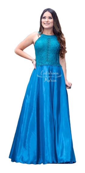Vestido De Madrinhas Festas Casamentos Formatura Modelo #3