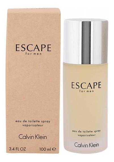 Perfume Ck Escape Calvin Klein Masculino 100ml Original