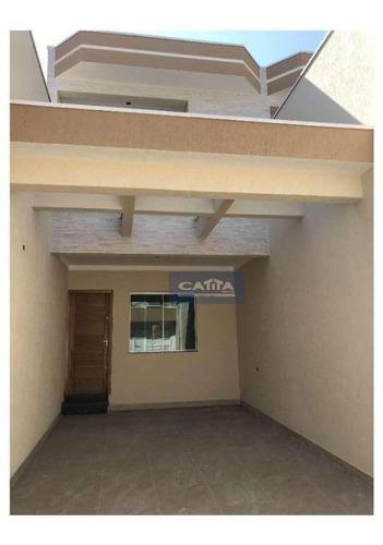 Sobrado À Venda, 98 M² Por R$ 520.000,00 - Vila Ema - São Paulo/sp - So15313