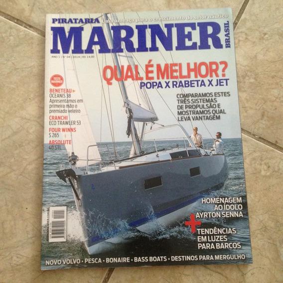 Revista Mariner Brasil 4 2014 Quel É Melhor? Jet Popa Rabeta