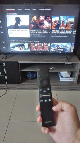 Tv De 55', 4k Da Samsung