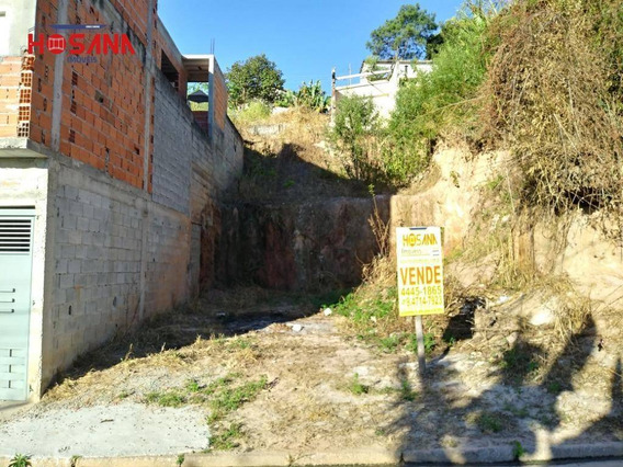 Terreno À Venda, 131 M² Por R$ 100.000,00 - Morro Grande - Caieiras/sp - Te0357