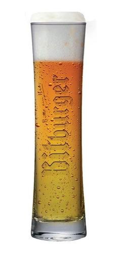 Imagem 1 de 4 de Copo De Cerveja Cristal - Bitburger Designglas 300ml