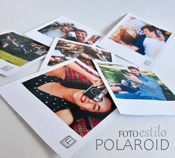 Foto Estilo Polaroid Kit C/ 20 Fotos