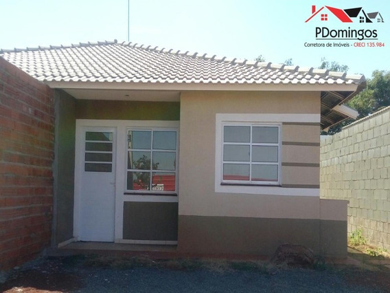 Casa Térrea Para Locação No Residencial Dos Ipês, Na Cidade De Nova Odessa - Sp!!! - Ca00750 - 34231115