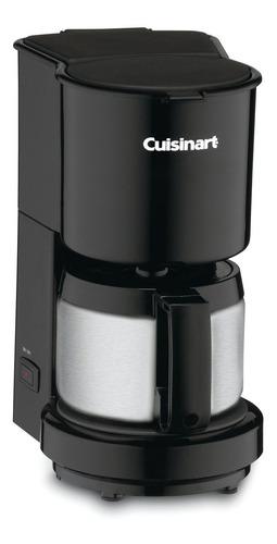 Cuisinart Dcc-450bk Cafetera De 4 Tazas Con Garrafa De Ac