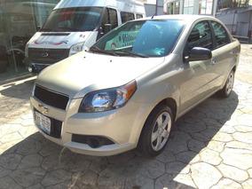 Chevrolet Aveo 2014 4p Ls L4 Man