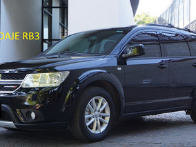 Dodge Journey 2.4 Sxt 170cv Atx6 Blindada Rb3 2016 35.000 Km