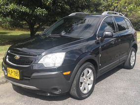 Chevrolet Captiva 2011 At 2.4 Cc Abs Aa