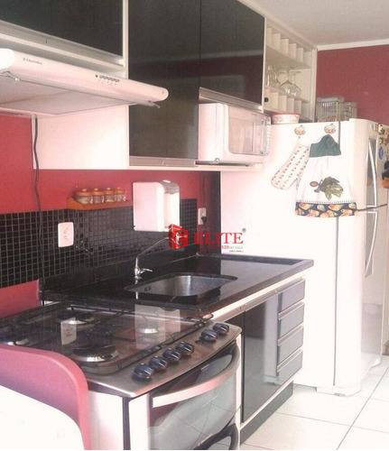 Apartamento Com 2 Dormitórios À Venda, 45 M² Por R$ 170.000,00 - Jardim Califórnia - Jacareí/sp - Ap2961
