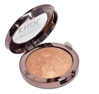 Polvo Khol Iluminador Maquillaje Cosmetico Profesional