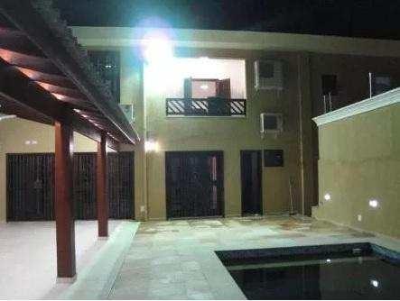 Sobrado Com 5 Dorms, Campo Grande, Santos - R$ 3.4 Mi, Cod: 12760 - A12760