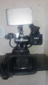 Camera Filmadora Sony Hxr - Mc 2000 Com Esses Acessorios