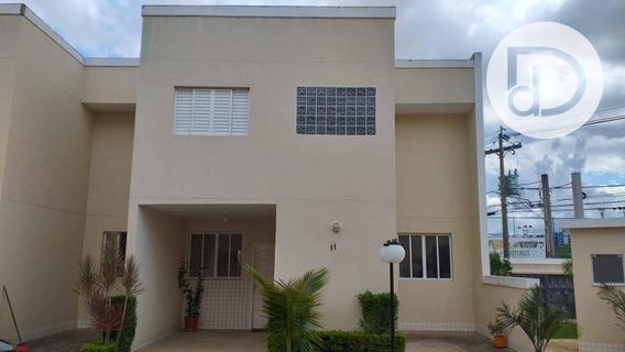 Casa Com 3 Dormitórios À Venda, 110 M² Por R$ 490.000 - Ortizes - Valinhos/sp - Ca3713