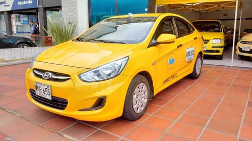 Taxi Hyundai I25  Modelo 2016 1.600 Cc Entrega Inmediata