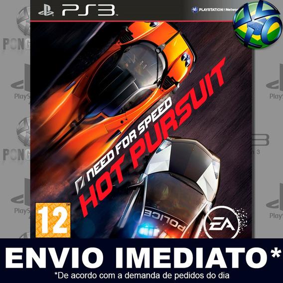 Need For Speed Hot Pursuit Ps3 Psn Jogo Em Promoção Play 3