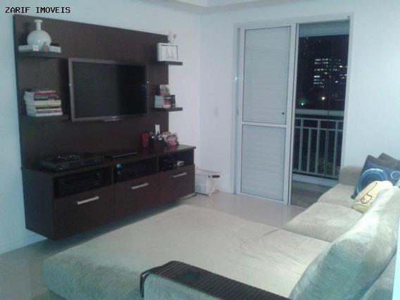 Apartamento Para Venda Em São Paulo, Chácara Santo Antonio, 2 Dormitórios, 2 Suítes, 3 Banheiros, 2 Vagas - Zzacq7_1-664206