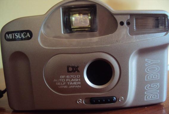 071 Prd- Uma Câmera Fotográfica Analógica - Mitsuca Dx - Bf
