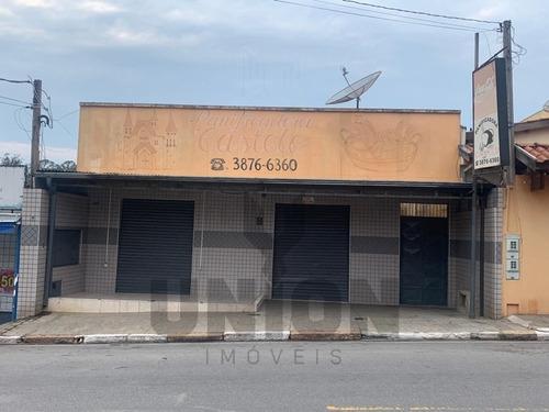 Imagem 1 de 2 de Galpão Comercial À Venda No Bairro Do Jardim São Matheus Na Cidade De Vinhedo, Sp. - Gl00040 - 68994146