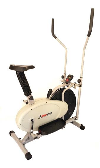 Caminador Eliptico Con Asiento World Fitness El-1000 (dual)!