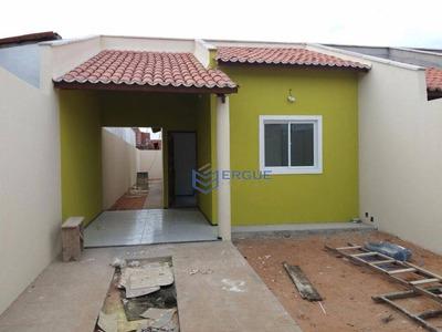 Casa Com 3 Dormitórios À Venda, 80 M² Por R$ 170.000 - Siqueira - Fortaleza/ce - Ca0336