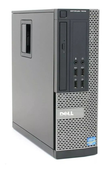 Cpu Dell 7010 Sff Core I7 3770 3,4gh Memoria 16gb Ssd240