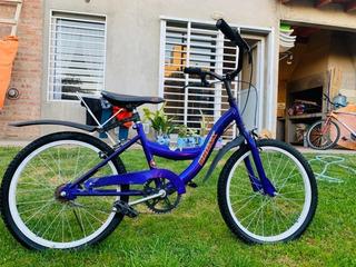 Vendo O Permuto Bicicleta De Niña