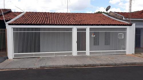 Casa A Venda No Bairro Jardim Residencial Vetorasso Em São - 487-1