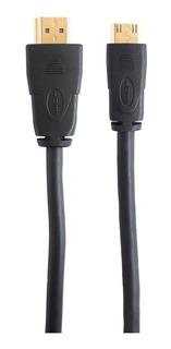 Cable Profesional Mini Hdmi A Hdmi Fiddler 1,8 Metros