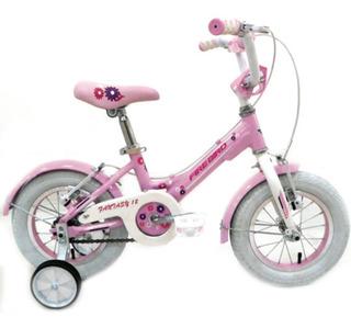 Bicicleta Nena Aluminio Fire Bird Fantasy R12 - Est Bike