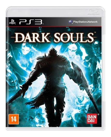 Dark Souls 1 - Ps3 - Novo - Mídia Física - Lacrado