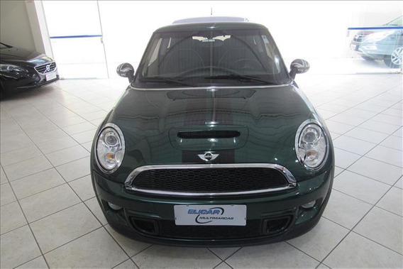 Mini Cooper 1.6 S 16v Turbo Gasolina 2p Automatico