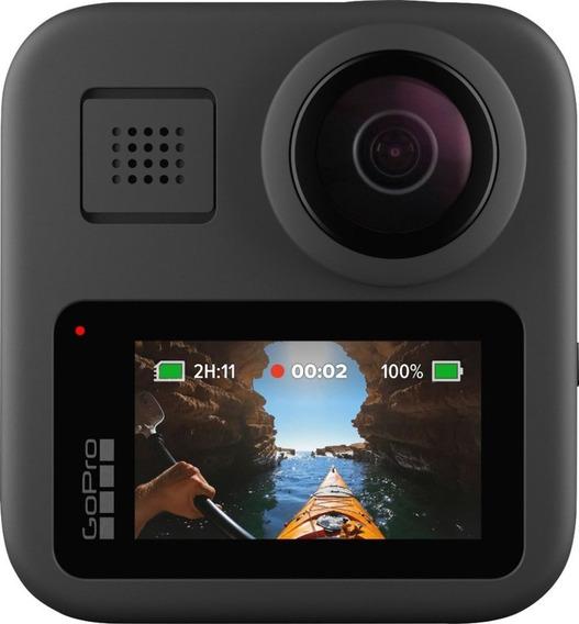 Gopro Max 360º 5.6k Câmera De Ação E Live Stream