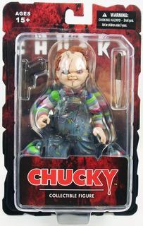 Mezco Chucky Figura De Coleccion 12 Cm