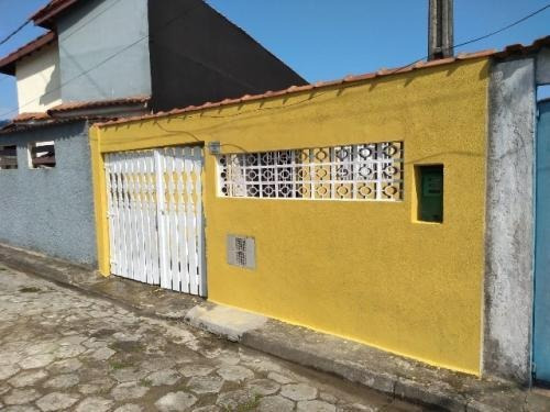 Casa Perto Da Praia, Em Itanhaém! Rua Calçada, Escritura