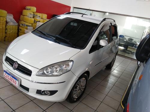 Imagem 1 de 7 de Fiat Idea 2012 1.6 16v Essence Flex 5p