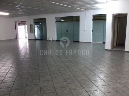 Imagem 1 de 15 de Chácara Santo Antonio   Galpão 497m² - Cf6329