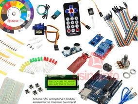 Kit Arduino Universitário - Parland Un10