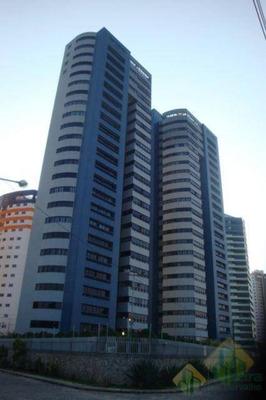 Apartamento Com 4 Dormitórios À Venda, 256 M² Por R$ 900.000 - Brisamar - João Pessoa/pb - Cod Ap0163 - Ap0163