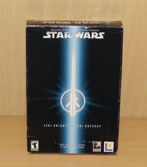 Star Wars Jedi Knight Ii 2 - Jedi Outcast - Pc