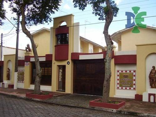 Sobrado Com 3 Dormitórios À Venda Por R$ 450.000,00 - Jardim Flórida - Jacareí/sp - So0094