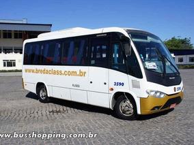 Micro Ônibus M.benz Lo-712 2007 - Marcopolo Senior