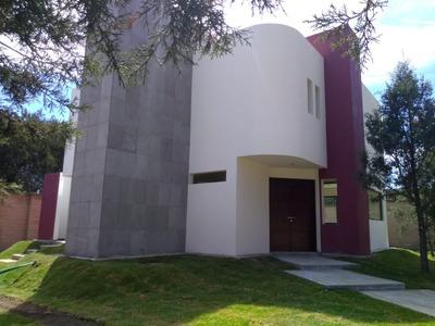 Casa Residencial En Santa Anita (apizaco, Tlaxcala)