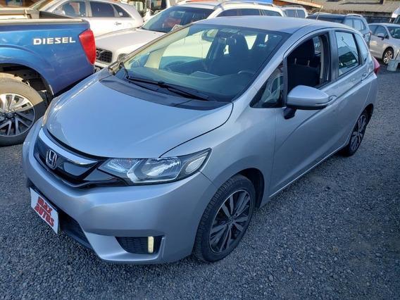 Honda New Fiat Plateado 2015