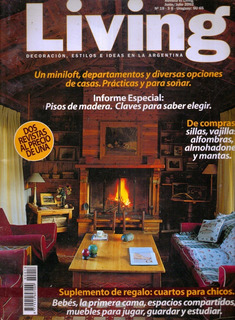 Revista Living N°18 | 06/2002