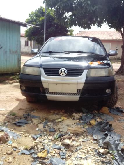 Volkswagen Saveiro 1.8 Crossover Total Flex 2p 2005